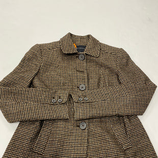 Primary Photo - BRAND: BANANA REPUBLIC STYLE: COAT SHORT COLOR: HOUNDSTOOTH SIZE: 2 SKU: 200-200178-25186