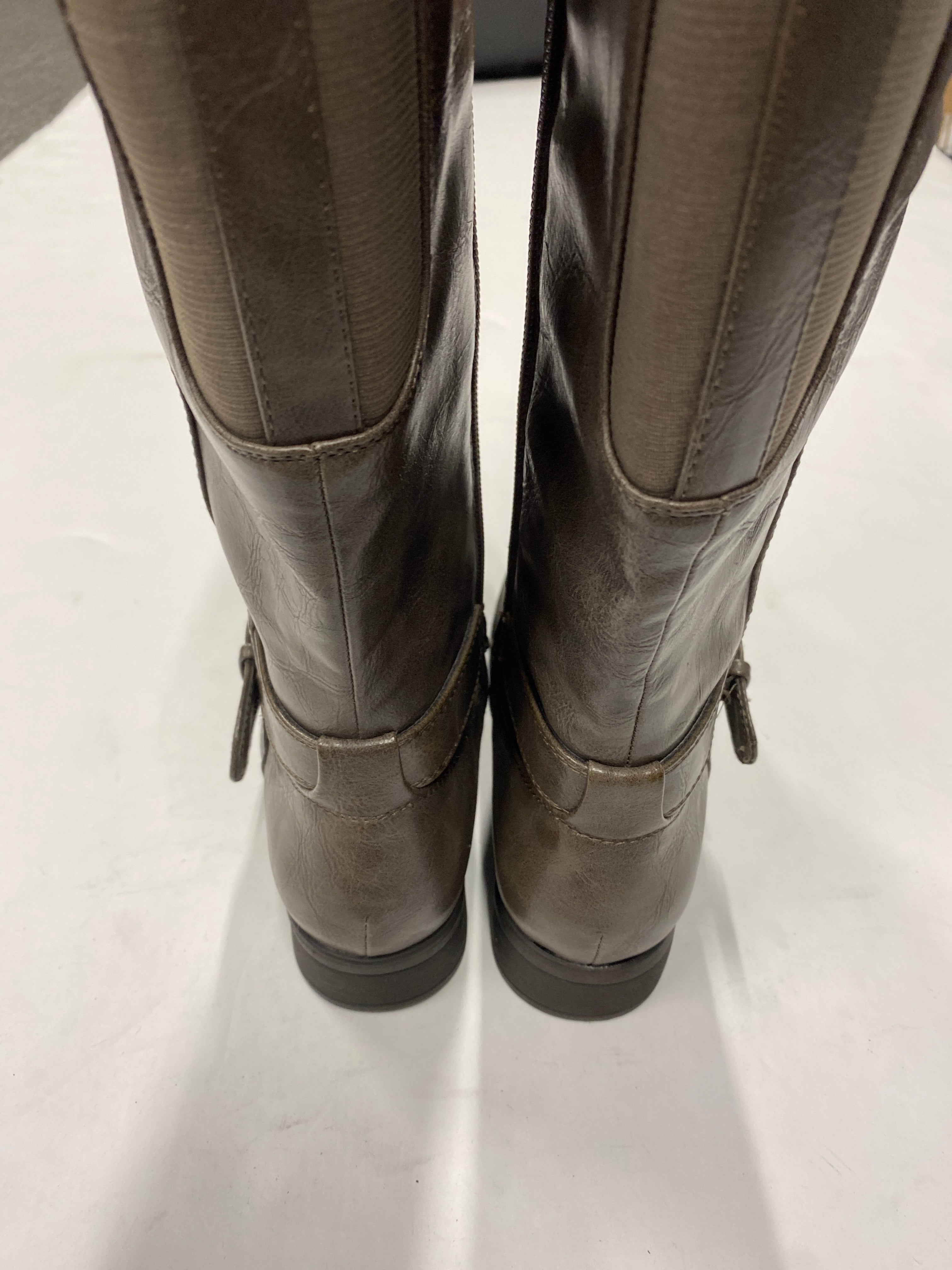 Photo #3 - BRAND:    CLOTHES MENTOR <BR>STYLE: BOOTS KNEE <BR>COLOR: BROWN <BR>SIZE: 6.5 <BR>SKU: 200-200199-11851