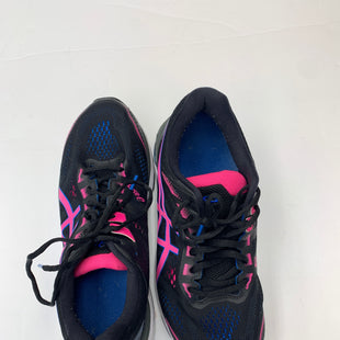 Primary Photo - BRAND: ASICS STYLE: SHOES ATHLETIC COLOR: PINKBLACK SIZE: 10 SKU: 200-200178-26739