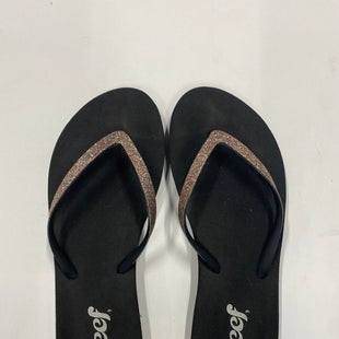 Primary Photo - BRAND: REEF STYLE: FLIP FLOPS COLOR: BLACK SIZE: 9 SKU: 200-200178-19443