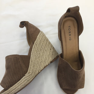 Primary Photo - BRAND: TORRIDSTYLE: SANDALS HIGHCOLOR: BROWNSIZE: 7.5SKU: 200-200178-6235