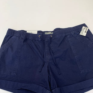 Primary Photo - BRAND: NATURAL REFLECTIONS STYLE: SHORTS COLOR: BLUE SIZE: 2X SKU: 200-200204-705