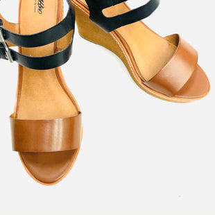 Primary Photo - BRAND: MOSSIMO STYLE: SANDALS HIGH COLOR: BROWN SIZE: 11 SKU: 200-200178-23447