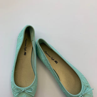 Primary Photo - BRAND: AMERICAN EAGLESTYLE: SHOES FLATSCOLOR: MINTSIZE: 9SKU: 200-200138-46330