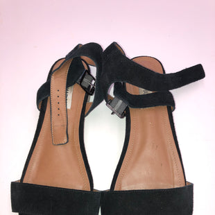 Primary Photo - BRAND: STEVE MADDEN STYLE: SANDALS FLAT COLOR: BLACK SIZE: 8.5 SKU: 200-200194-8798