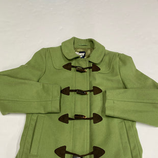Primary Photo - BRAND: GAP STYLE: COAT SHORT COLOR: GREEN SIZE: S SKU: 200-200168-604