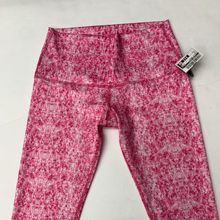 Primary Photo - BRAND:    CLOTHES MENTOR STYLE: ATHLETIC CAPRIS COLOR: PINK SIZE: M OTHER INFO: MIKA - SKU: 200-200204-825