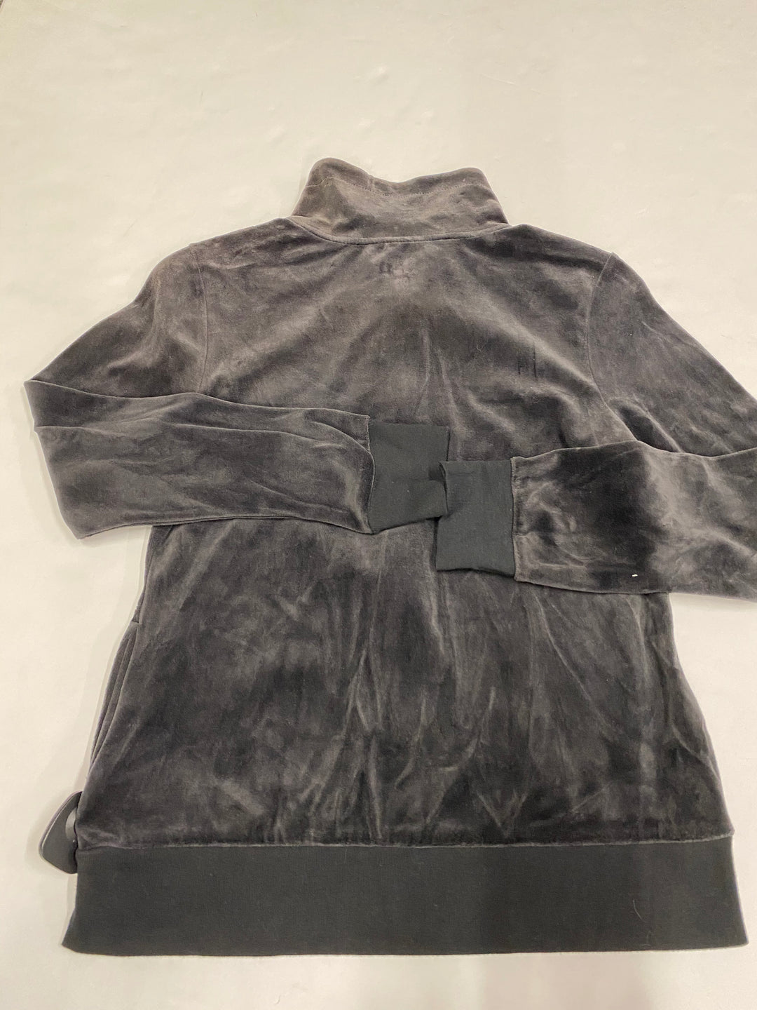 Photo #1 - BRAND: HANES <BR>STYLE: JACKET OUTDOOR <BR>COLOR: CHARCOAL <BR>SIZE: M <BR>SKU: 200-200178-23691