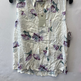 Primary Photo - BRAND: LUCKY BRAND STYLE: TOP SLEEVELESS COLOR: FLORAL SIZE: PETITE   SMALL SKU: 200-200199-22370