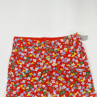 Primary Photo - BRAND: TALBOTS STYLE: SHORTS COLOR: RED SIZE: 2 SKU: 200-200199-6606