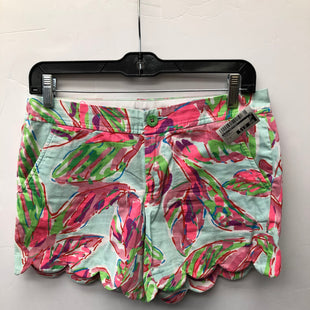 Primary Photo - BRAND: LILLY PULITZER STYLE: SHORTS COLOR: PINKGREEN SIZE: 0 SKU: 200-200199-20240