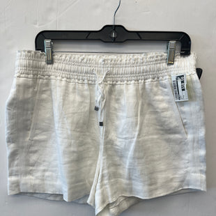 Primary Photo - BRAND: J CREW STYLE: SHORTS COLOR: WHITE SIZE: M SKU: 200-200204-1450