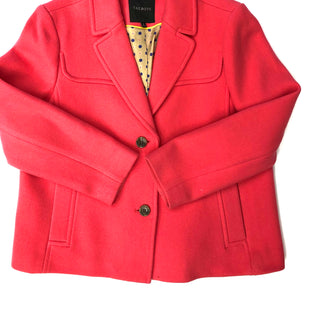 Primary Photo - BRAND: TALBOTS STYLE: COAT SHORT COLOR: PINK SIZE: 18 SKU: 200-200202-2814