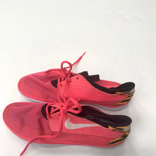 Primary Photo - BRAND: NIKE STYLE: SHOES ATHLETIC COLOR: PINK SIZE: 11 SKU: 200-200199-8496