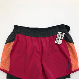 Primary Photo - BRAND: REEBOK STYLE: ATHLETIC SHORTS COLOR: PINK SIZE: XS SKU: 200-200199-19639