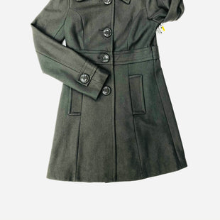 Primary Photo - BRAND:    CLOTHES MENTOR STYLE: COAT LONG COLOR: GREY SIZE: XS SKU: 200-200197-37317