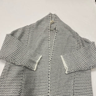 Primary Photo - BRAND:    CLOTHES MENTOR STYLE: SWEATER CARDIGAN HEAVYWEIGHT COLOR: GREY SIZE: S SKU: 200-200199-11007