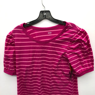 Primary Photo - BRAND: ANA STYLE: TOP SHORT SLEEVE COLOR: PINK SIZE: L SKU: 200-200178-27133