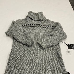 Primary Photo - BRAND: VERA WANG STYLE: SWEATER CARDIGAN HEAVYWEIGHT COLOR: GREY SIZE: M SKU: 200-200199-14618