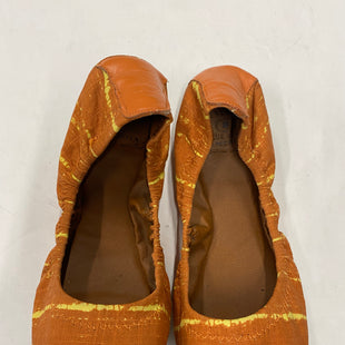 Primary Photo - BRAND: LUCKY BRAND STYLE: SHOES FLATS COLOR: ORANGE SIZE: 7.5 SKU: 200-200199-8769