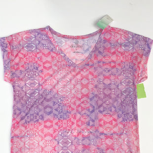Primary Photo - BRAND: DECREE STYLE: TOP SHORT SLEEVE COLOR: PINK PURPLE SIZE: L SKU: 200-200178-28031