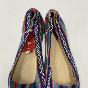 Primary Photo - BRAND: MOSSIMO STYLE: SHOES FLATS COLOR: MULTI SIZE: 9.5 SKU: 200-200197-36737