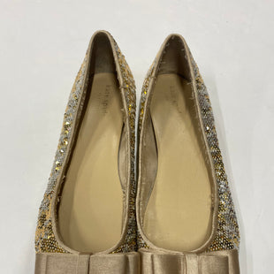 Primary Photo - BRAND: KATE SPADE STYLE: SHOES FLATS COLOR: GOLD SIZE: 6.5 SKU: 200-200178-16873