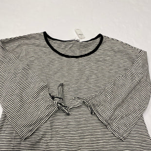 Primary Photo - BRAND: GAP STYLE: TOP LONG SLEEVE COLOR: STRIPED SIZE: S SKU: 200-200178-25822
