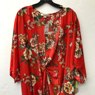 Primary Photo - BRAND: MISIA STYLE: COVERUP COLOR: FLORAL SIZE: 2X SKU: 200-200199-20627
