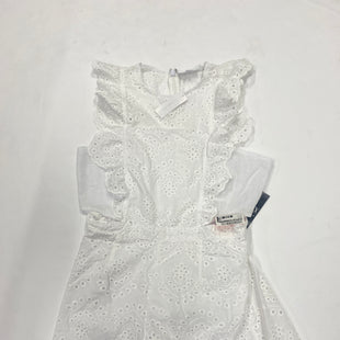 Primary Photo - BRAND: NEW YORK AND CO STYLE: DRESS SHORT SLEEVELESS COLOR: WHITE SIZE: M SKU: 200-200202-4139