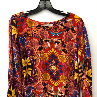 Primary Photo - BRAND: LOFT STYLE: TOP LONG SLEEVE COLOR: FLORAL SIZE: PETITE  MEDIUM SKU: 200-200199-19303