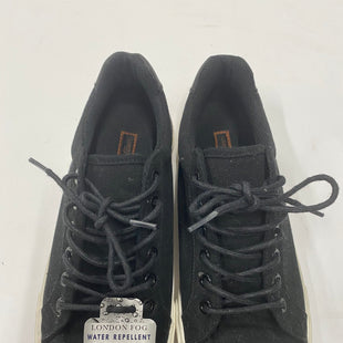 Primary Photo - BRAND: LONDON FOG STYLE: SHOES ATHLETIC COLOR: BLACK SIZE: 8 SKU: 200-20012-9197