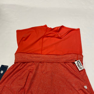 Primary Photo - BRAND:    CLOTHES MENTOR STYLE: ATHLETIC SKIRT SKORT COLOR: ORANGE SIZE: XL OTHER INFO: K SWISS - SKU: 200-200202-5067