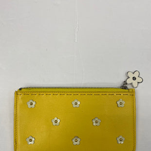 Primary Photo - BRAND: BRIGHTON STYLE: WALLET COLOR: YELLOW SIZE: MEDIUM SKU: 200-200202-4110