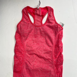 Primary Photo - BRAND: AMERICAN EAGLE STYLE: ATHLETIC TANK TOP COLOR: PINK SIZE: M SKU: 200-200199-17462