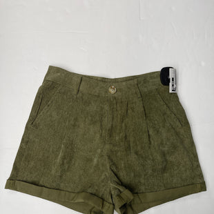 Primary Photo - BRAND: SHEIN STYLE: SHORTS COLOR: GREEN SIZE: S SKU: 200-200202-5044