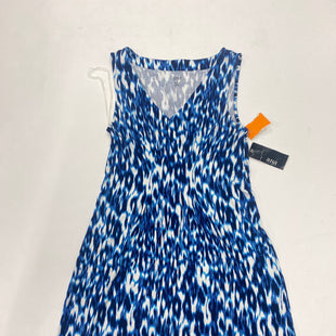 Primary Photo - BRAND: ANA STYLE: DRESS SHORT SLEEVELESS COLOR: BLUE SIZE: S SKU: 200-200199-14463