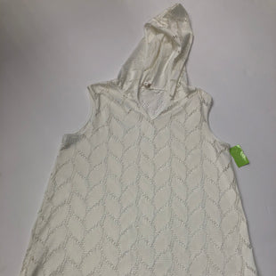Primary Photo - BRAND:    CLOTHES MENTOR STYLE: COVERUP COLOR: WHITE SIZE: M OTHER INFO: NIMES COTE D AZUR - SKU: 200-200204-1154