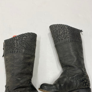 Photo #2 - BRAND:    CLOTHES MENTOR STYLE: BOOTS KNEE COLOR: GREY SIZE: 7 OTHER INFO: INDIE SPIRIT DESIGN - CORRAL BOOTS SKU: 200-200202-3731