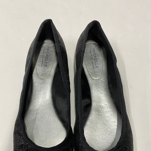 Primary Photo - BRAND: MICHELLE D STYLE: SHOES FLATS COLOR: BLACK SIZE: 8.5 SKU: 200-200197-37279