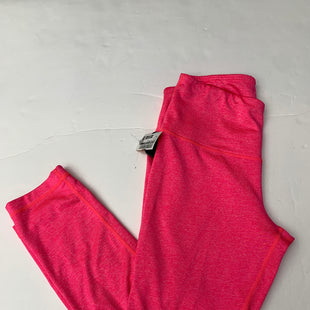 Primary Photo - BRAND: 90 DEGREES BY REFLEX STYLE: ATHLETIC CAPRIS COLOR: PINK SIZE: M SKU: 200-200204-826