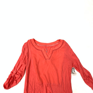Primary Photo - BRAND: NEW YORK AND CO STYLE: TUNIC SHORT SLEEVE COLOR: PINK SIZE: XS SKU: 200-200197-34534