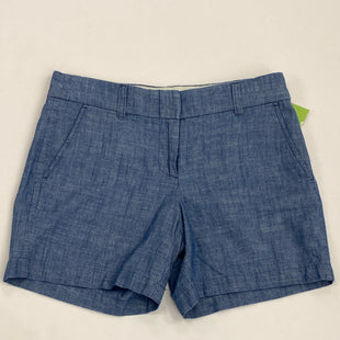 Primary Photo - BRAND: J CREW STYLE: SHORTS COLOR: DENIM SIZE: 2 SKU: 200-200199-20450