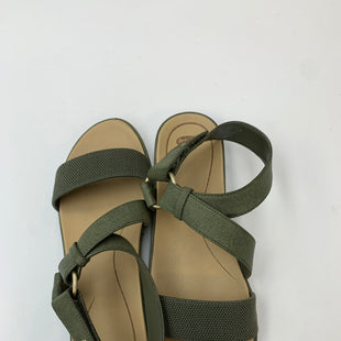 Primary Photo - BRAND: DR SCHOLLS STYLE: SANDALS FLAT COLOR: GREEN SIZE: 9 SKU: 200-200204-1239