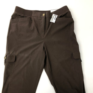 Primary Photo - BRAND: CHICOS STYLE: CAPRIS COLOR: BROWN SIZE: 1 SKU: 200-200207-164