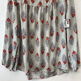 Primary Photo - BRAND: LOFT STYLE: TOP LONG SLEEVE COLOR: FLORAL SIZE: XL SKU: 200-200199-22011