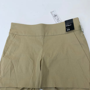 Primary Photo - BRAND: NEW YORK AND CO STYLE: SHORTS COLOR: KHAKI SIZE: XS SKU: 200-200199-19032