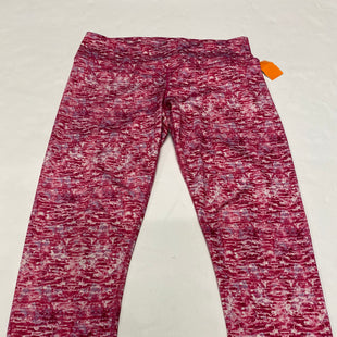 Primary Photo - BRAND: 90 DEGREES BY REFLEX STYLE: ATHLETIC CAPRIS COLOR: PINK SIZE: M SKU: 200-200178-24486