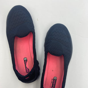 Primary Photo - BRAND: SKECHERS STYLE: SHOES FLATS COLOR: BLACK SIZE: 9 SKU: 200-200199-18750