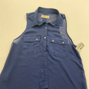 Primary Photo - BRAND: HOLLISTER STYLE: TOP SLEEVELESS BASIC COLOR: NAVY SIZE: XS SKU: 200-200178-23188